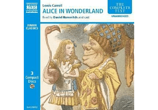 ALICE S ADVENTURES IN WONDERLAND - 3 CD - Kinder/Jugend