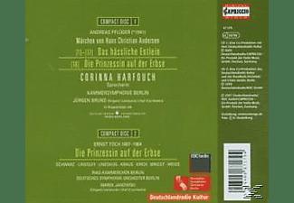 Kammersymphonie Berlin - Prinzessin auf der Erbse / Das hässliche Entlein - Musikalis  - (CD)