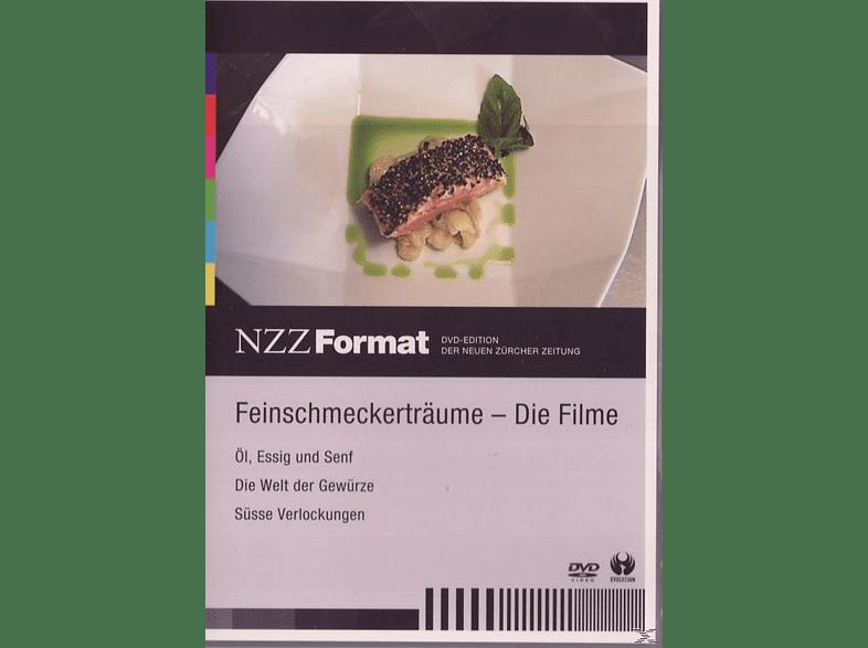 FEINSCHMECKERTRÄUME [DVD]