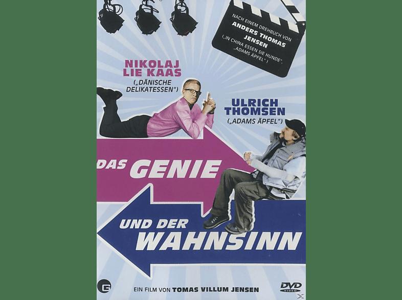 Das Genie und der Wahnsinn [DVD]