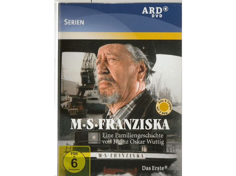 MS Franziska [DVD]