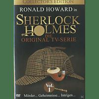 Sherlock Holmes Vol. 1 - Klassiker Reihe [DVD]