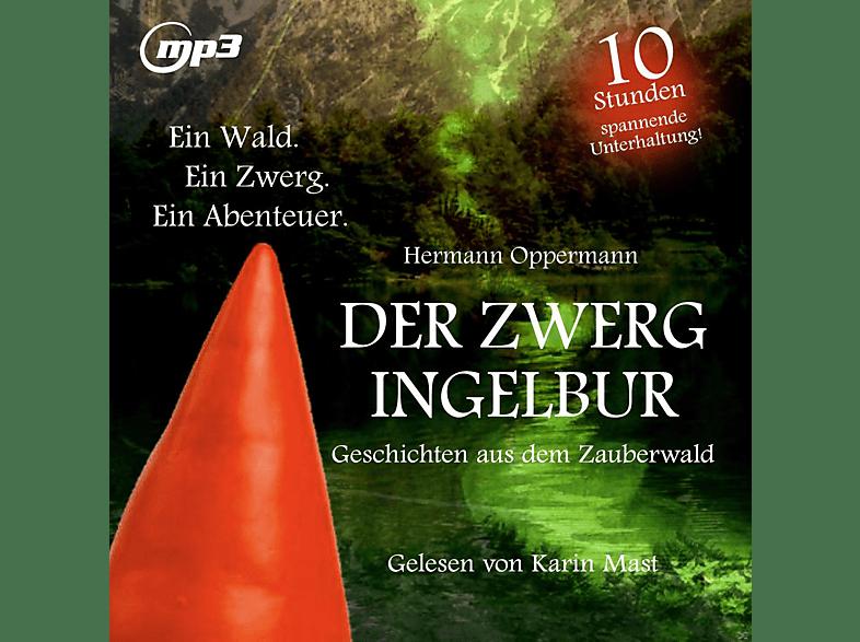 Herrmann Oppermann - Der Zwerg Ingelbur Im Zauberwald - (CD)