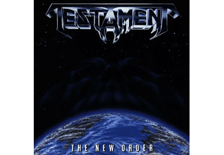 Testament - The New Order [CD]