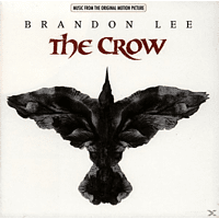 VARIOUS, OST/VARIOUS - The Crow [CD]