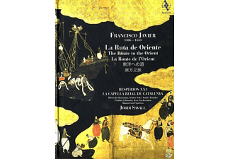 Jordi/hesperion/capella Savall - THE ROUTE OF THE ORIENT  - (CD)