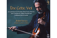 Jordi Savall - THE CELTIC VIOL [CD]