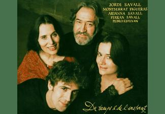 Estevan - Du Temps & De L'Instant  - (CD)