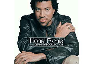 The Commodores & Lionel Richie - The Definitive Collection (CD)