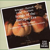 Max Van Egmond - Lieder des Barock [CD]