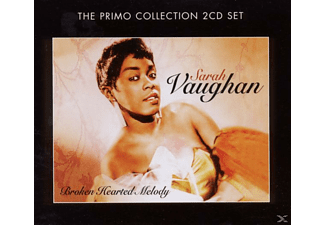 Sarah Vaughan - Broken Hearted Melody  - (CD)