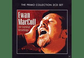 Ewan Maccoll - The Essential Recordings  - (CD)