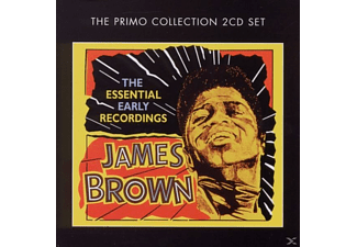 James Brown - The Essential Early Recordings  - (CD)