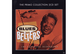 VARIOUS - Blues Belters: Essential Recordings  - (CD)