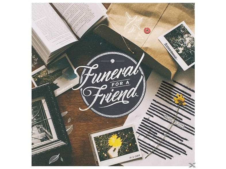 Funeral For A Friend - Chapter And Verse [CD]