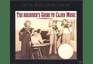 VARIOUS - The Beginner's Guide To Cajun  - (CD)