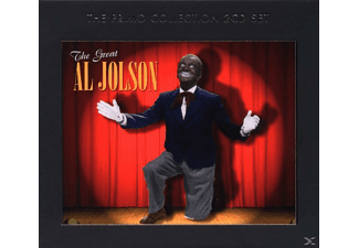 Al Jolson - The Great Al Jolson  - (CD)