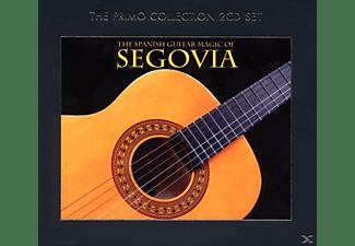 Andrés Segovia - The Spanish Guitar Magic Of...  - (CD)