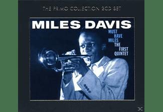 Miles Davis - Must-Have Miles/First Quintet  - (CD)