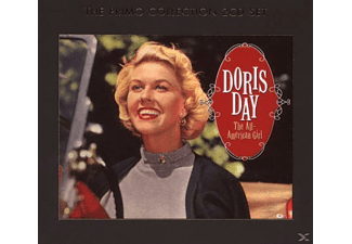 Doris Day - The All-American Girl  - (CD)