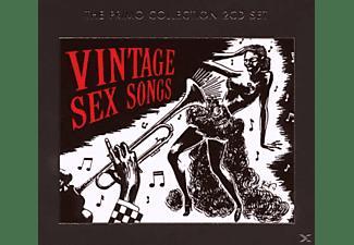 VARIOUS - Vintage Sex Songs  - (CD)