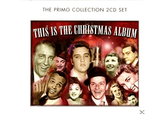VARIOUS - THIS IS THE CHRISTMAS ALBUM  - (CD)