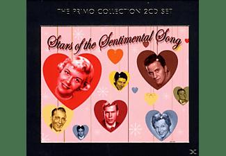 VARIOUS - Stars Of The Sentimental Song  - (CD)