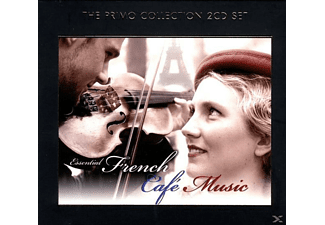 VARIOUS - French Cafe Music  - (CD)