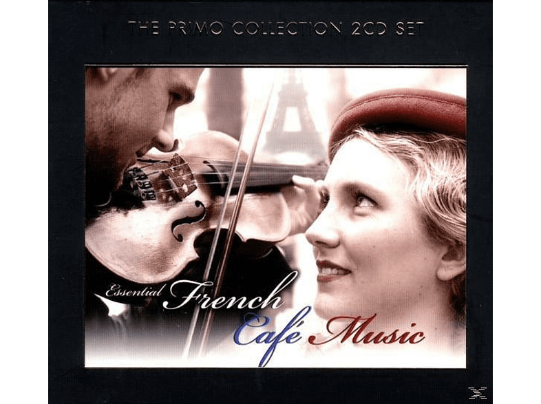 VARIOUS - French Cafe Music [CD]