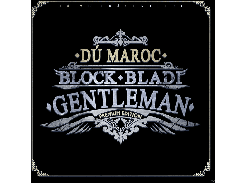 Du Maroc - Block Bladi Gentleman (Premium Edition + T-Shirt G) [CD]