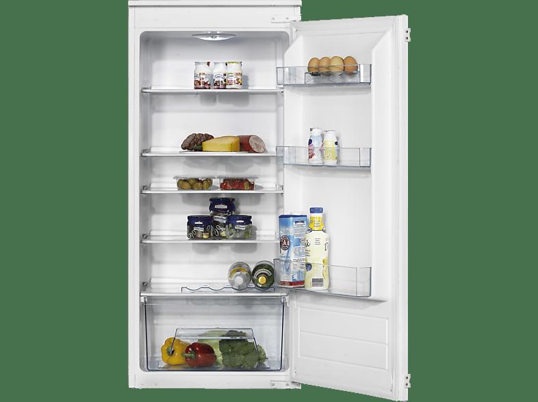 AMICA EVKS 16165  Kühlschrank (A+, 128 kWh/Jahr, 1221 mm hoch, Weiß)