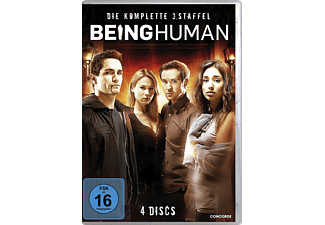 Being Human - Staffel 3 DVD