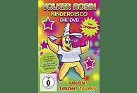 Volker Rosin - Kinderdisco - Das Original [DVD]