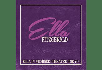 Ella Fitzgerald - Ella In Nichigeki Theatre, Tokyo  - (Vinyl)