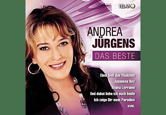Andrea Jürgens - Das Beste  - (CD)