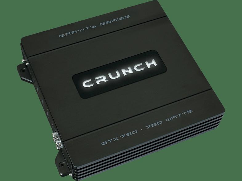 CRUNCH GTX-750 Verstärker (Class A/B)