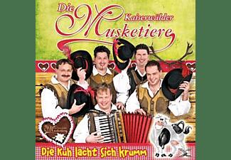 Kaiserwälder Musketiere - Die Kuh lacht sich krumm  - (CD)