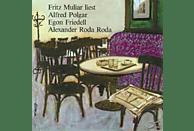 Fritz Muliar Liest Polgar, Friedell und Roda Roda - (CD)