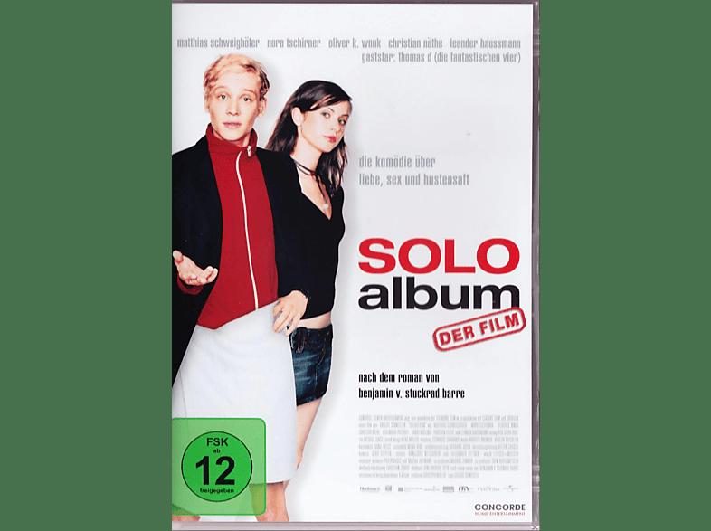 Soloalbum [DVD]