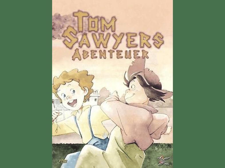 Tom Sawyers Abenteuer Vol. 1 [DVD]