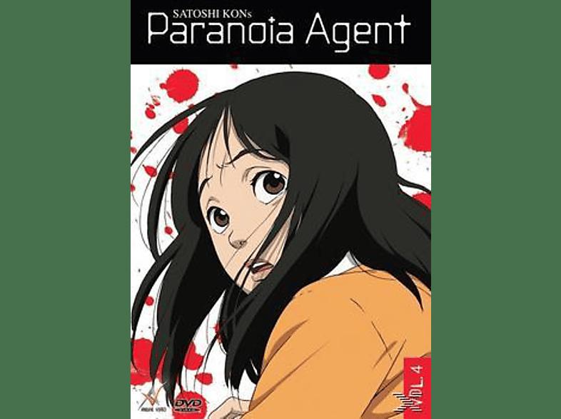 Paranoia Agent - Vol. 4 [DVD]