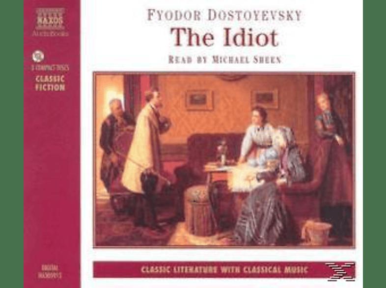 THE IDIOT (ENGLISCH) - (CD)