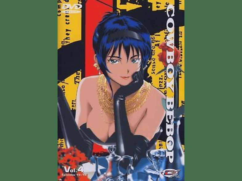 Cowboy Bebop - Vol. 4 [DVD]