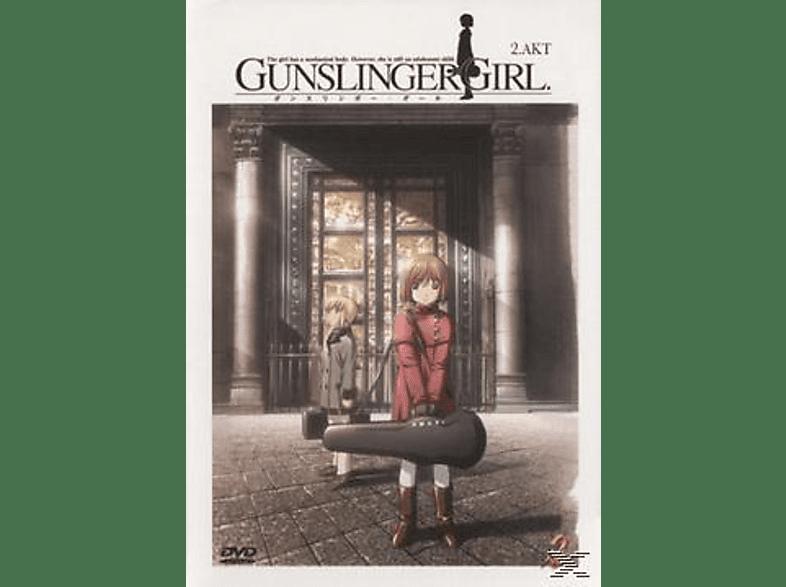 Gunslinger Girls - Vol. 2 [DVD]