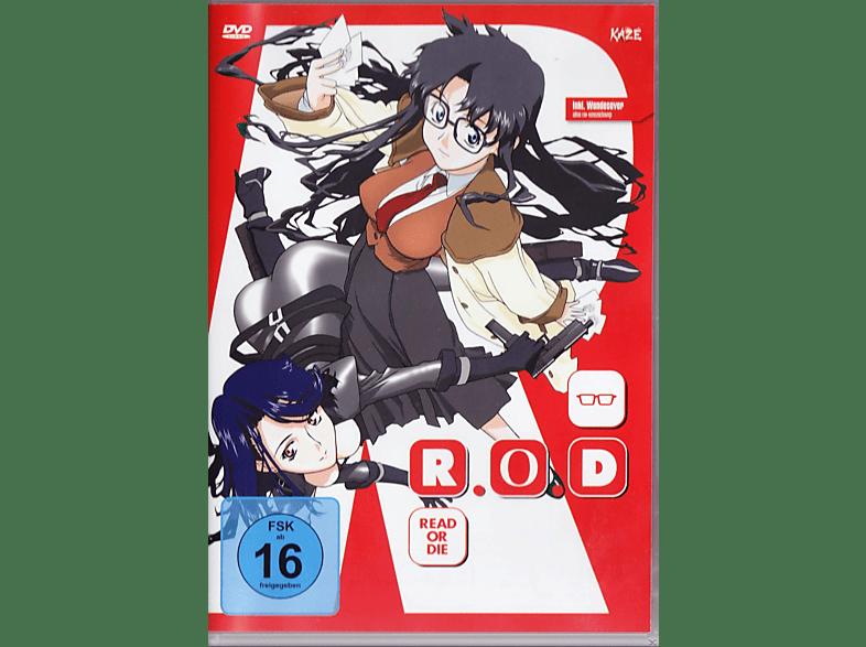 Read or Die [DVD]