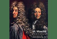 Fabrizio Cipriani, Antonio Fantinuoli - Mascitti: 6 Sonate Da Camera Op.II [CD]