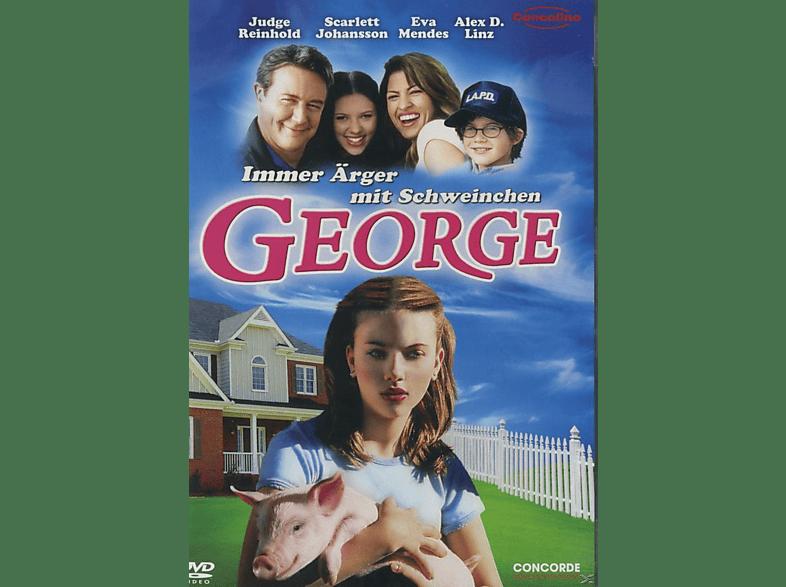 Immer Ärger mit Schweinchen George [DVD]