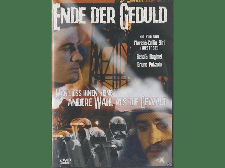 Ende der Geduld [DVD]