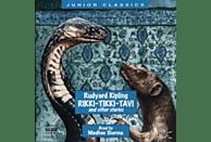 RIKKI-TIKKI-TAVI AND OTHER STORIES - (CD)