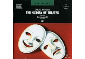 THE HISTORY OF THEATRE - 4 CD - Comedy/Musik/Kabarett
